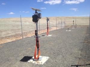 Lysimeter Installation 1